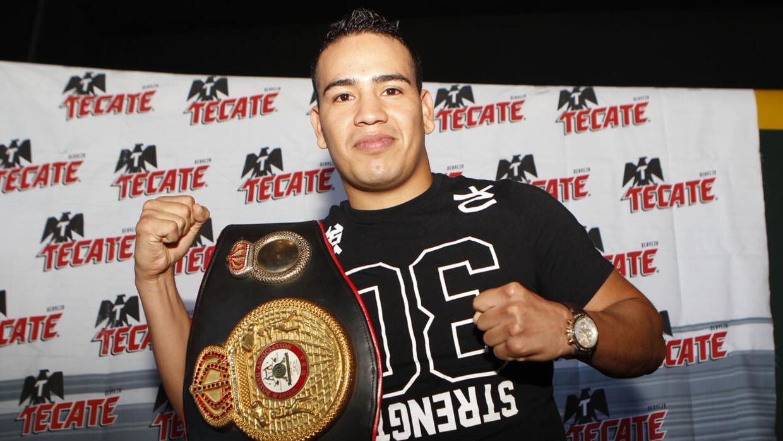 Sánchez expondrá título ante Concepción.