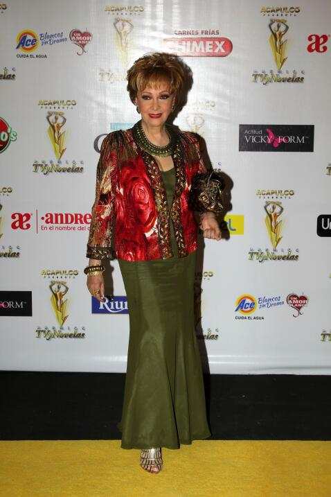 Extravagantes Premios TVyNovelas 2014