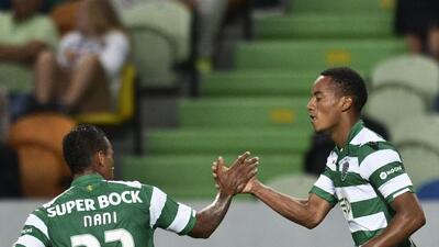 El equipo portugues sacó un punto de su visita a Eslovenia.