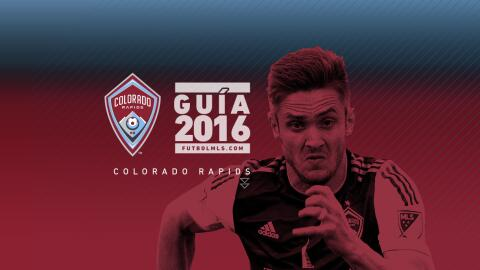 Colorado Rapids 2016 Gui
