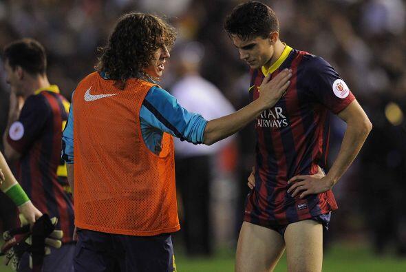 Ahora que su rodilla ha dicho basta, el club no tiene más remedio que bu...