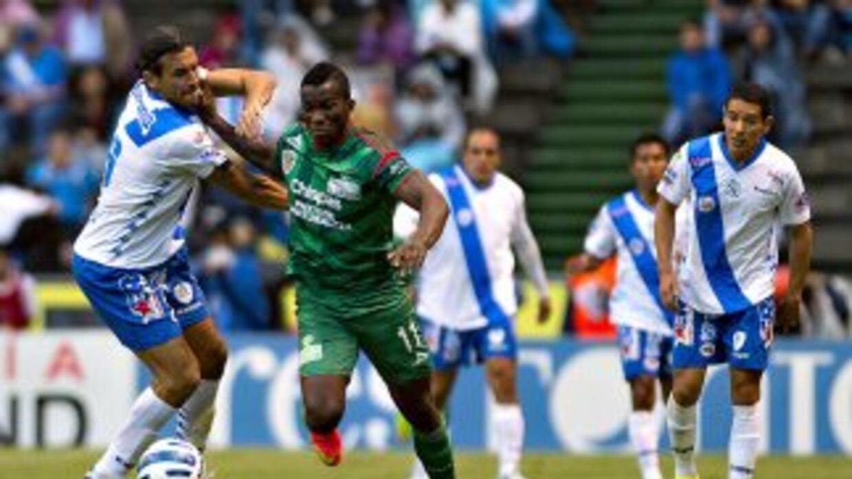 Un empate justo entre Puebla y Jaguares.