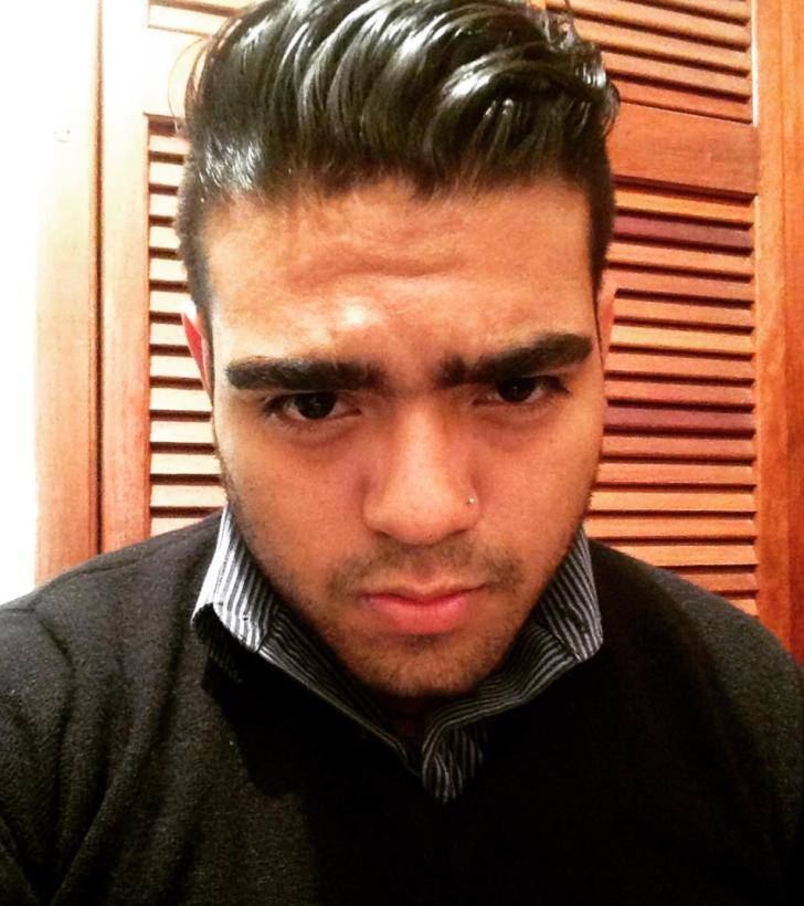 Jairo Johan Ortiz Bustamante tenía 19 años y fue la primera víctima de l...