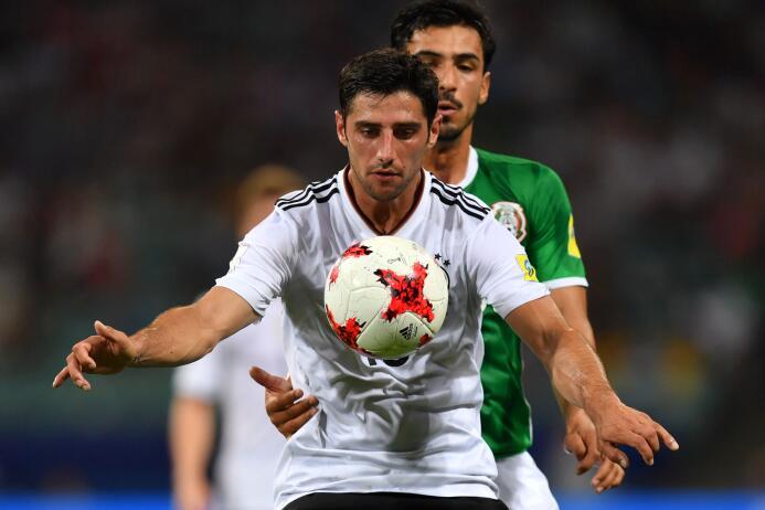 Uno a Uno: A detalle los 22 protagonistas del Alemania vs. México 011 La...