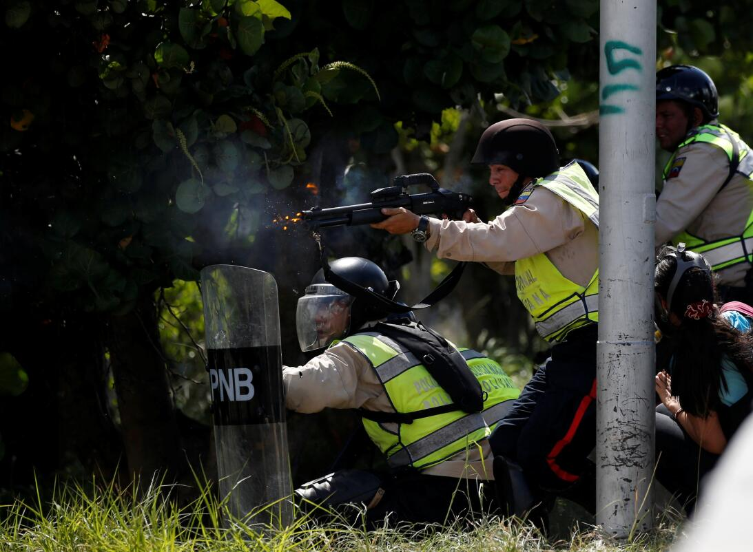 Toma de Caracas