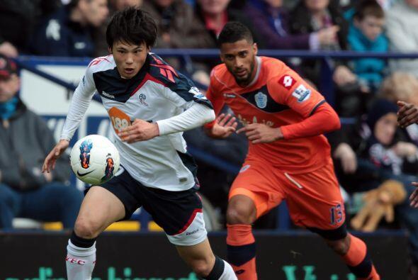 Bolton le ganó un partido bravo al Queens Park Rangers 2 a 1.