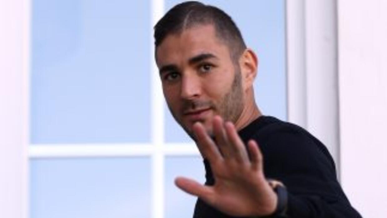El delanter francés espera que los fanáticos madridistas mantengan su ap...