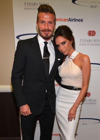 Básicamente, 'La historia de moda de Victoria Beckham' habla sobre la di...