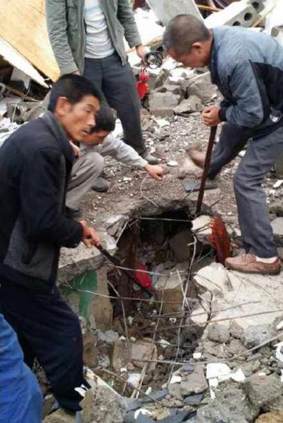 El primer ministro del país, Li Keqiang, está de camino a la región afec...