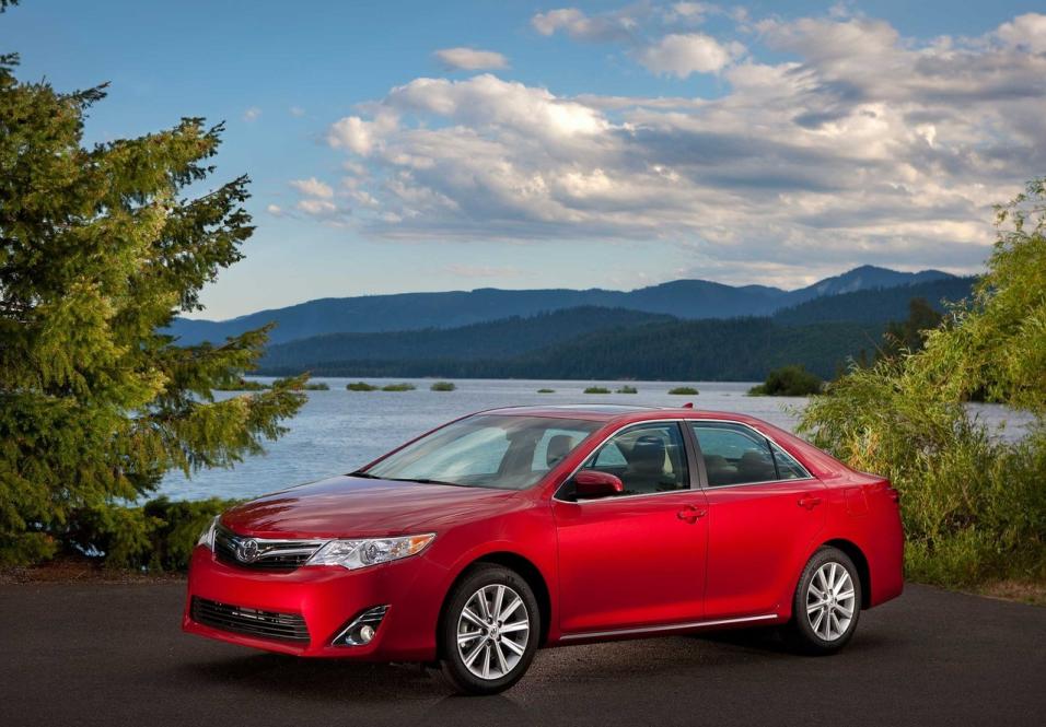 El Toyota Camry ha sido desde hace más de 10 años el auto de pasajeros m...