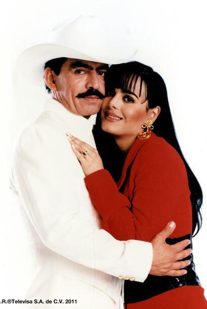 Maribel Guardia y Joan Sebastián tenían un feliz matrimonio así que Emil...