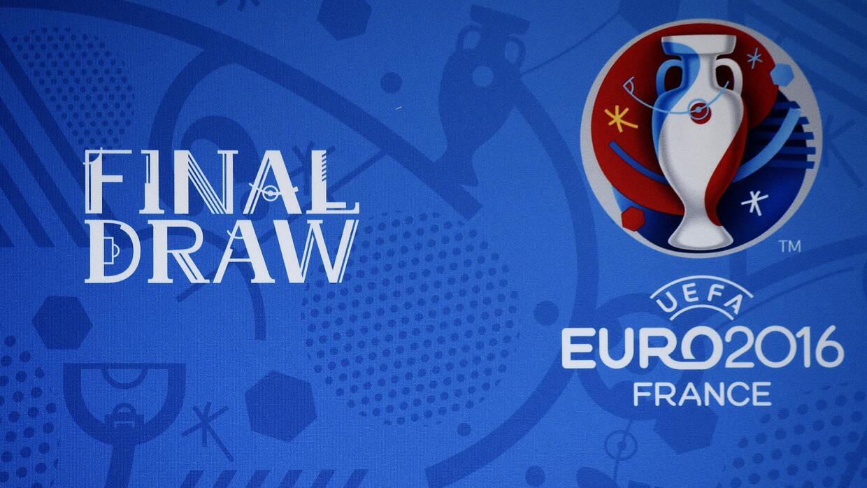 Sorteo de la Eurocopa 2016