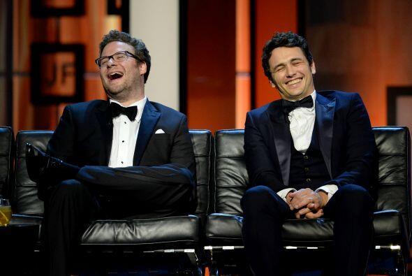 The Hollywood Reporter no especifica por cuál película Seth logró ganar...