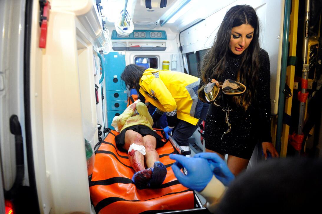 Entre los fallecidos las autoridades turcas indicaron que hay 16 extranj...