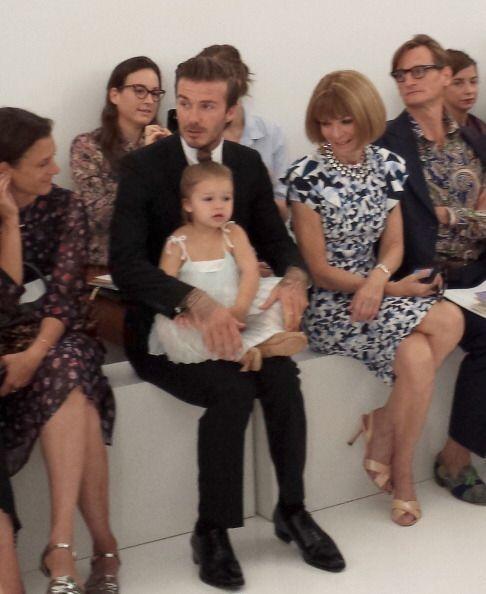 La esposa de David Beckham también habla sobre los esfuerzos y el duro t...