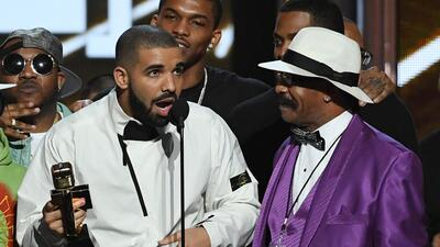 Drake gave his dad a very expensive ride