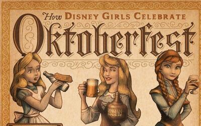 Princesas de Disney Pale Ale