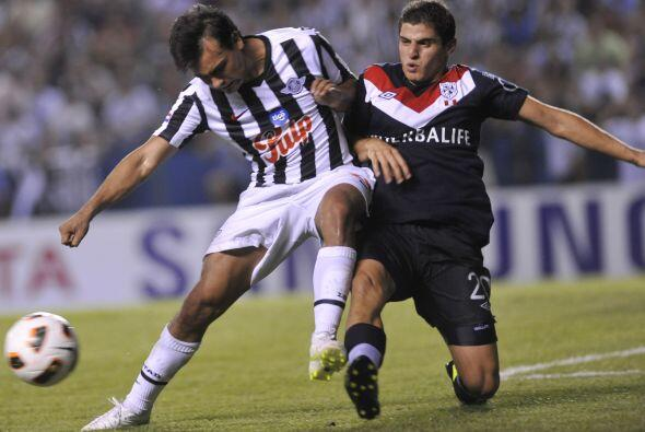 El resultado del encuentro jugado en el estadio Nicolás Leoz del club as...