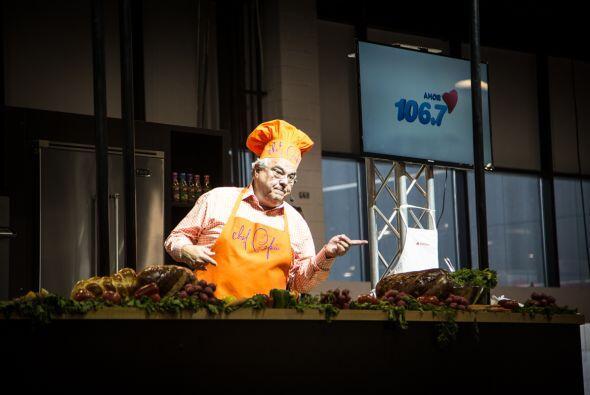 Revive el mejor evento para la comunidad donde actores, artistas, comida...