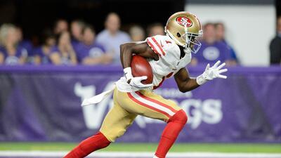 La NFL suspende cuatro partidos a jugador de los San Francisco 49ers
