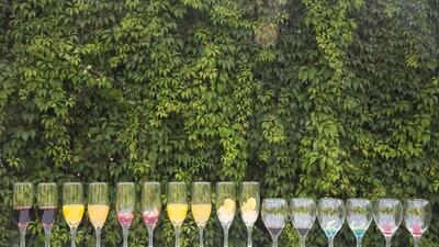 9 ideas para personalizar el brindis de tu boda (y darle más sabor al espumoso)