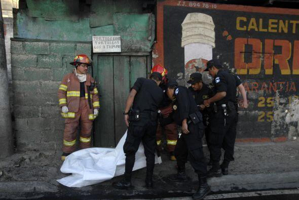 La policía informó que el jueves también encontraron el cuerpo de un age...