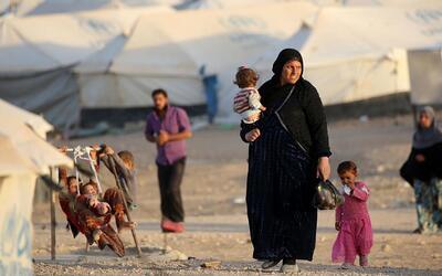 La cruda realidad de las personas que escapan de las garras de ISIS