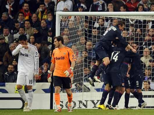 El marcador no se movió, 1-1 en este duelo y 1-2 en el global, y el Madr...