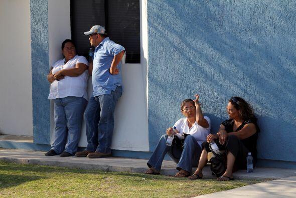 Al menos 14 salvadoreños y cuatro guatemaltecos estaban entre las víctim...