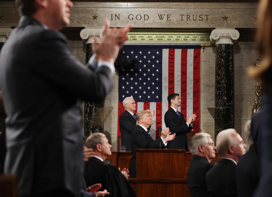 Trump en el Senado