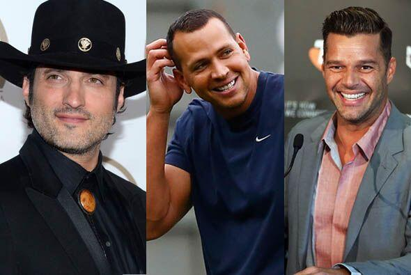 Ellos no sólo son bellos, también son hispanos inteligentes y exitosos e...
