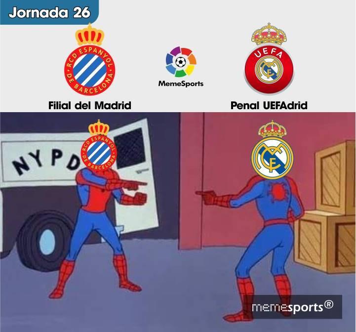 El Espanyol le ganó al Real Madrid y los memes no lo pueden creer 283794...