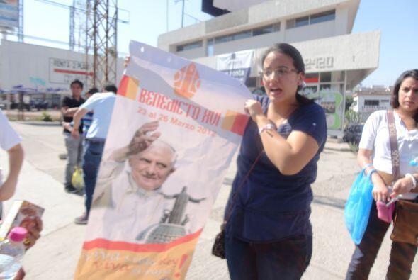 La mayoría de los voluntarios que prestan sus servicios en Guanajuato du...