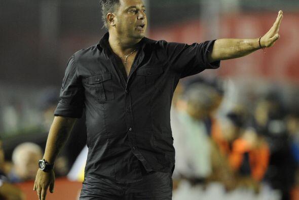 Antonio Mohamed, técnico de Independiente, consideró que su equipo aun n...