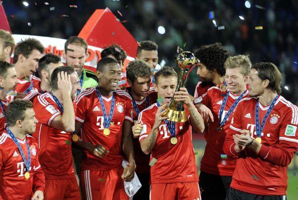 Con una clara superioridad sobre su rival, Raja Casablanca, el Bayern Mu...