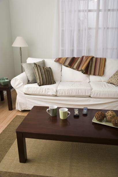 Sillones enfundados. Tu sofá color crema queda fabuloso en el 'living',...