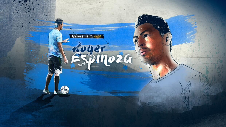 Apertura Héroes de la Copa - Roger Espinoza