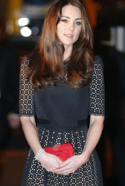 Kate Middleton disfruta de vestir de forma sencilla y elegante.