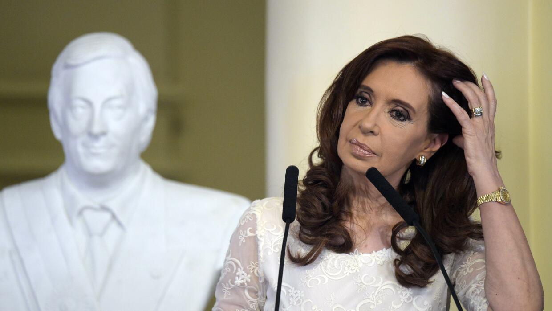 La costosa melena de Cristina Fernández de Kirchner