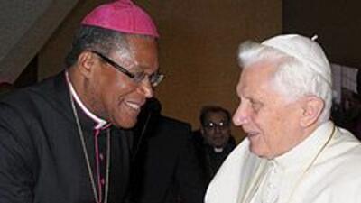 El Papa destinará la colecta Jueves Santo para un seminario de Haití c86...