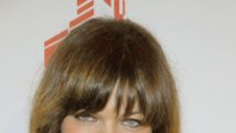 Milla Jovovich aseguró que el futuro de la moda es digital