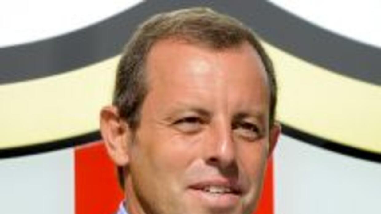 Rosell quiere continuar al frente del club 'blaugrana' para poder conclu...