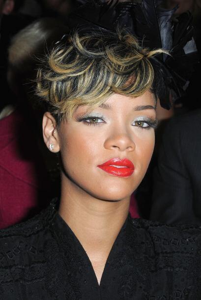 11. Rihanna es una de las celebridades modernas que menos miedo le tiene...