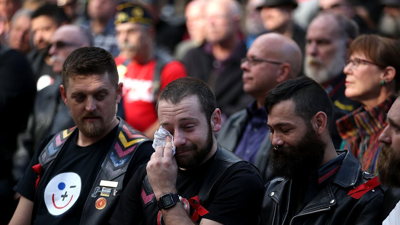 Decenas de personas conmemoraron la lucha contra el Síndrome de I...