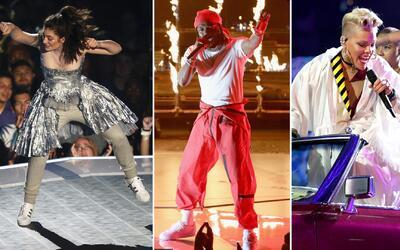 Top 10: Las mejores (y no tan buenas) presentaciones de los VMAs