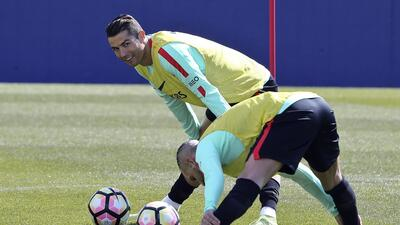 Los cracks de Europa ya preparan la jornada eliminatoria rumbo a Rusia 2018