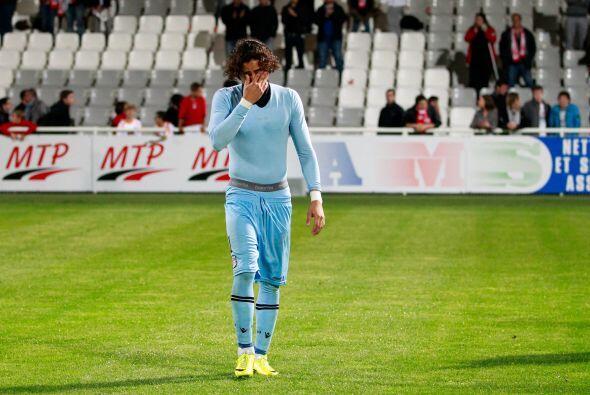 Para la 2013-2014, su última temporada con Ajaccio, Guillermo Ochoa, dis...