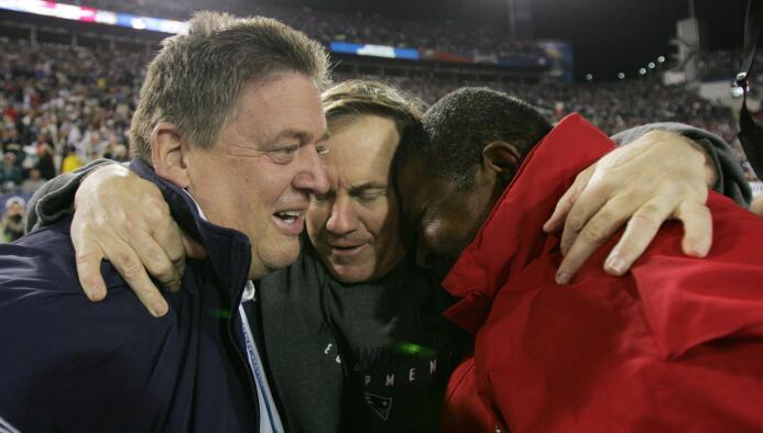 Recuerdo del Super Bowl XXXIX New England Patriots - Philadelphia Eagles