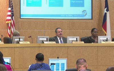 La junta directiva del Distrito Escolar de Houston aprueba su presupuest...