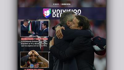 La Portada Digital de Univision Deportes: a lo Vergara
